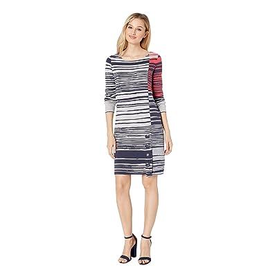 NIC+ZOE Side Note Dress (Multi) Women