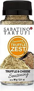 Sabatino Tartufi Truffle Zest Seasoning, Truffle & Cheese, The Original All Natural Gourmet Truffle Powder, Vegetarian Fri...