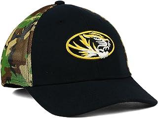 Missouri Tigers Nike Dri-Fit Hook Camoflage Flex-Fit Hat (One Size)