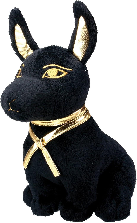 comprar marca Summit Summit Summit Negro y oro Anubis Egipcio de Cachorro de Perro de Peluche de Peluche  últimos estilos