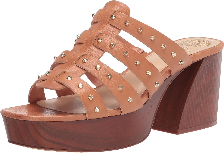 Vince Camuto Women's Charmie Platform Sandal Heeled