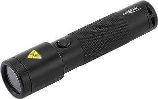 ANSMANN Future T200F Professional LED-Flashlight Torch with Seamless focussing, incl. 3X ANSMANN Alkaline AAA Batteries an...