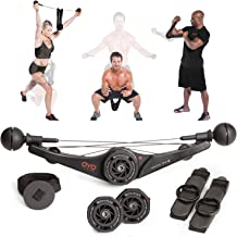 OYO Personal Gym – Full Body Portable Gym Equipment Set for Exercise at Home,..