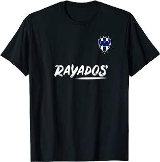 Club de Futbol Monterrey T-shirt Rayados Mexico Soccer Team