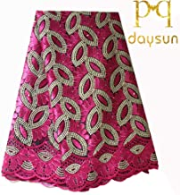 Best african embroidered fabric Reviews