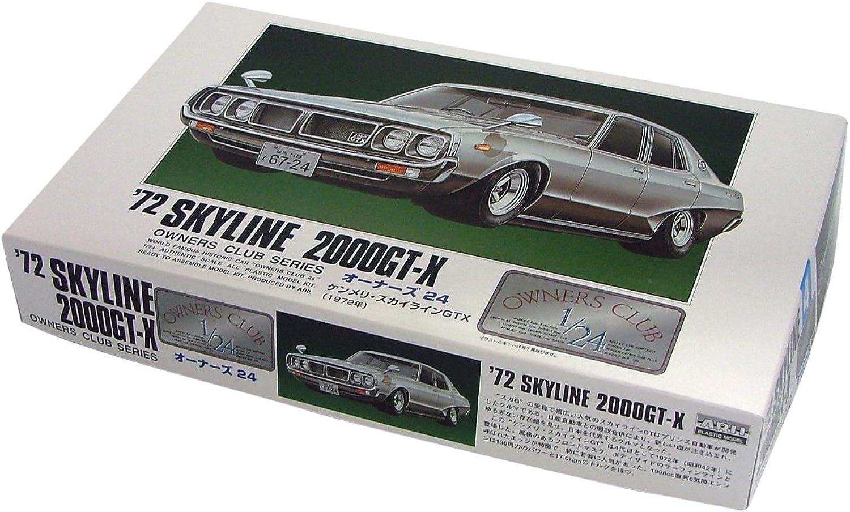 Skyline 2000GT-X KPGC110 1972 (japan import)