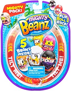 Moose Toys Mighty Beanz, Multi-Colour, 66546