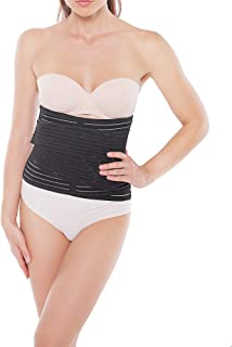 Waist Trimmer Belt-Postpartum Postnatal Recoery Support Girdle Belt and Waist Trainer for Postpartum Support and Weight Lo...