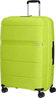 American Tourister Linex Bagage- Valise, L (76 cm - 102 L), Vert (Key Lime)