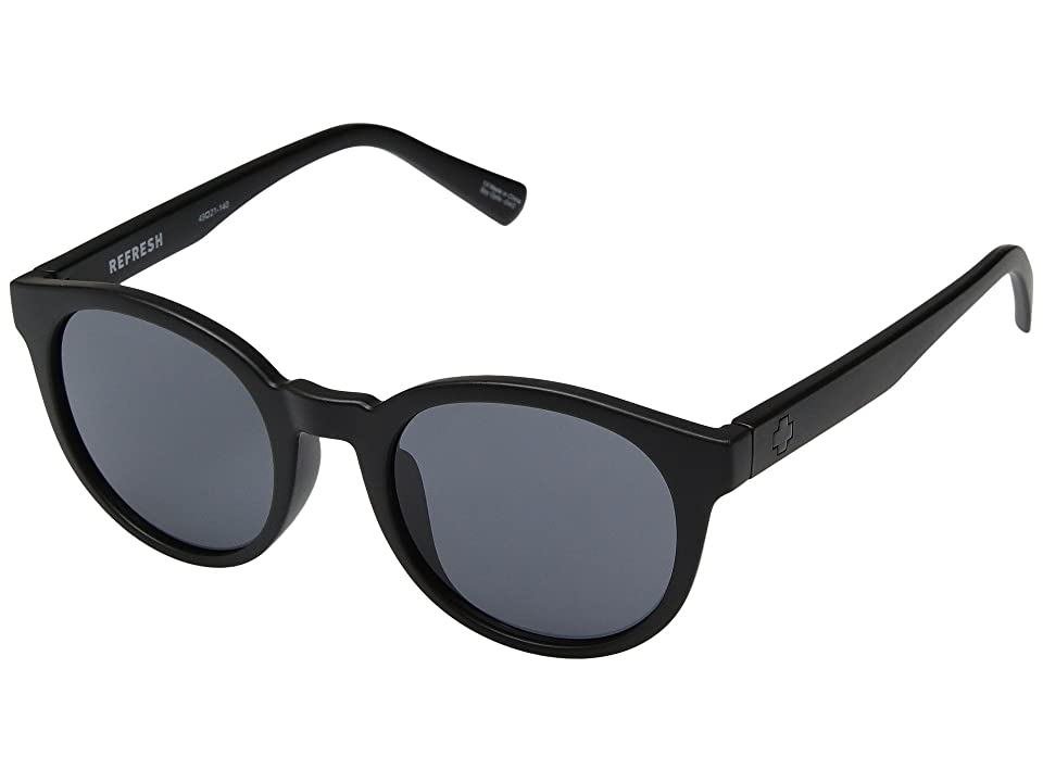Spy Optic Hi-Fi (Matte Black/Gray) Sport Sunglasses