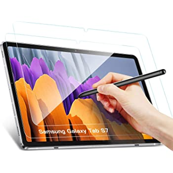 high Adhesiveness Scratch-Resistant Ultra Clear 100/% fits Vikuiti 2 x CV8 Screen Protector for Samsung Omnia 7