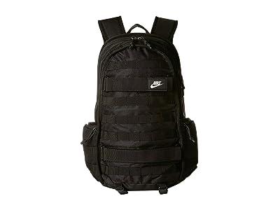 Nike RPM Backpack NSW (Black/White) Backpack Bags