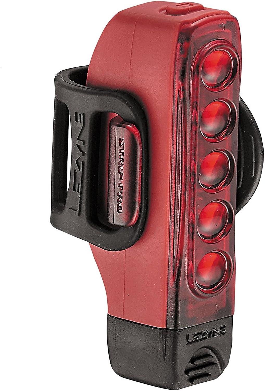 Lezyne Strip Drive Pro Red Rear Light
