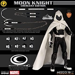 Mezco Toys One: 12 Collective: Marvel Moon Knight (Crescent Edition) Exclusive Action Figure