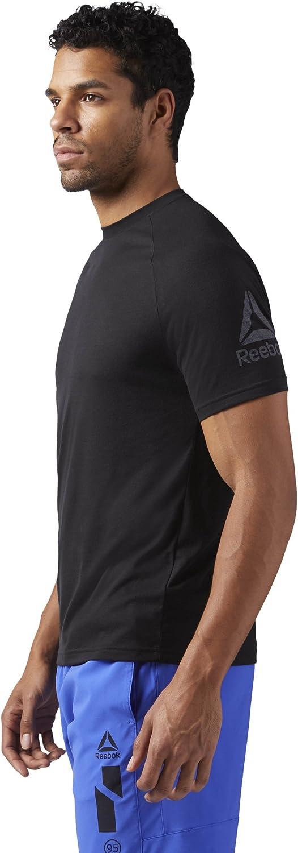 Reebok Supremium Short Sleeve tee Camiseta Hombre