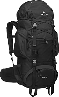 Scout 55 Backpack (Black)
