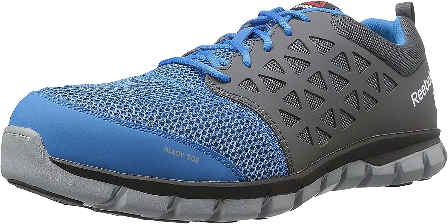 Reebok Work Men's outlet Rb4040 Industrial Constructi Sublite Cushion 4 years warranty