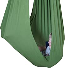 SENSORY4U Indoor Therapy Sensory Swing for Kids with Special Needs (Hardware Included) | Snuggle Cuddle Hammock for Kids w...