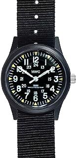 MWC US Military 1969 Vietnam Era Field Watch Black