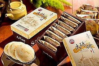 《太陽堂》 蜂蜜太陽餅・6入(蜂蜜味のタイヤンピン) 《台湾 お取り寄せ土産》 [並行輸入品]