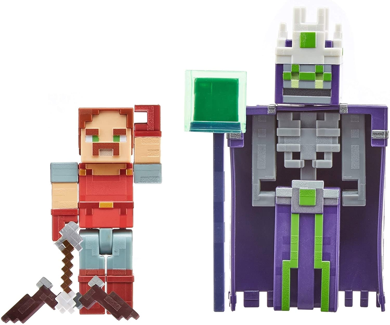 Minecraft Dungeons Hal & Nameless One 3.25