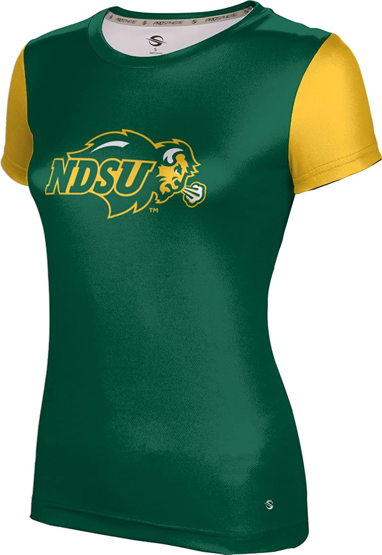ProSphere North Dakota State University Girls' Performance T-Shirt (Crisscross)