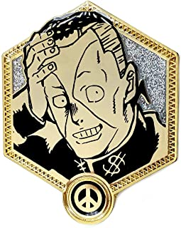 Golden Okuyasu: Jojo's Bizarre Adventure Collectible Pin