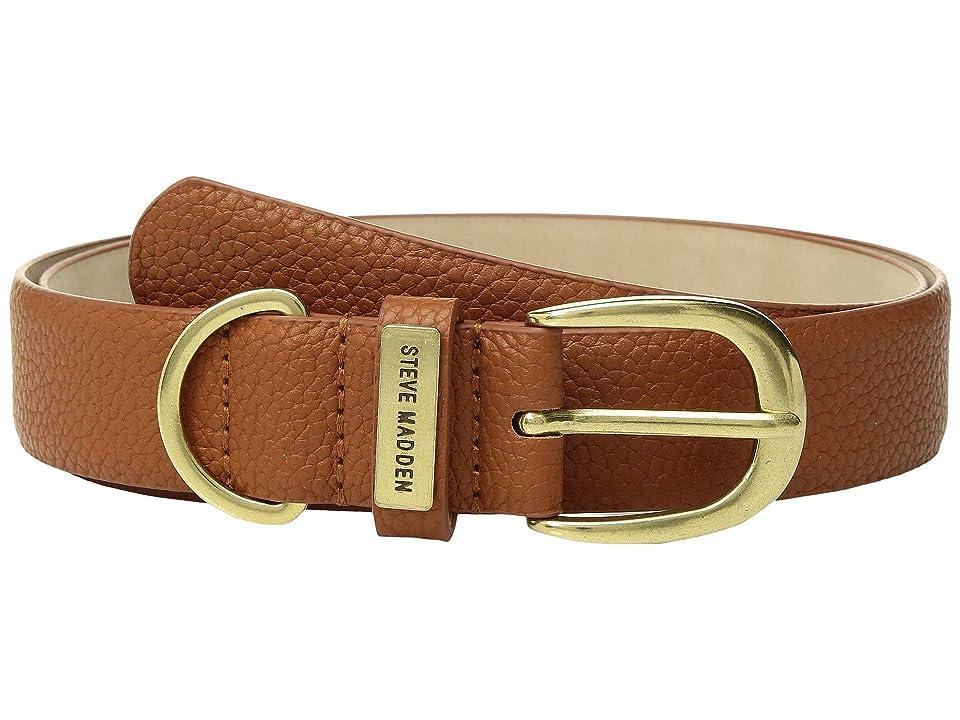 Steve Madden Pants Belt (Cognac) Women