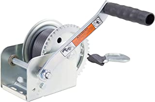 Dutton-Lainson Company DL1602A 1600 lbs Plated Pulling Winch