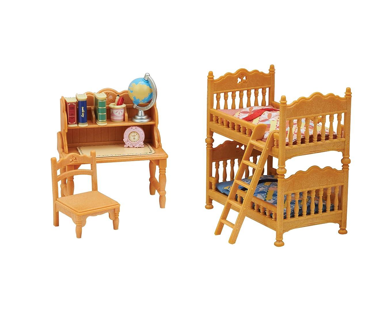 Calico Critters Children's Bedroom Set x20489608