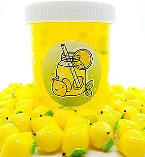 Lemonade Slushy Slime