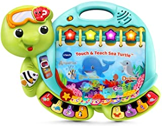 Vtech 80-533400 Touch & Teach Sea Turtle Baby Toy