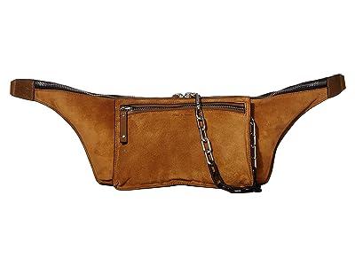 rag & bone Large Elliot Modular Fanny Pack (Golden Brown) Bags