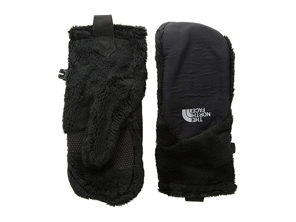 The North Face Kids Osito Etiptm Mitt (Big Kids) (TNF Black) Extreme Cold Weather Gloves