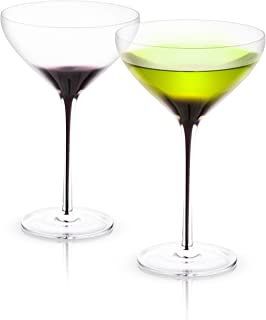 Best large martini glasses Reviews