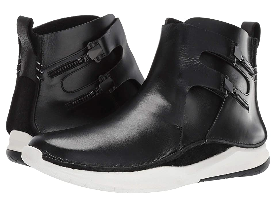 Clarks Privolution M2 (Black Leather) Men