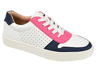 Journee Collection Comfort Foam Elle Sneaker (Pink) Women