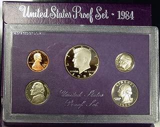 1984 U.S. Mint Proof Set Original Mint Pkg