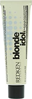 Redken Blonde Idol High Lift Conditioning Cream Base, 3-5T/Titanium, 60ml