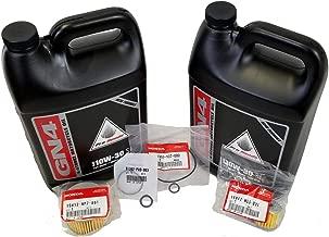 Honda Pioneer 1000 Oil Change Kit
