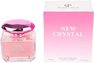 New Crystal by Secret Plus - EDP Women's Perfume - 3.4 fl. oz.