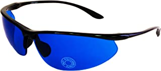 blue golf ball sunglasses