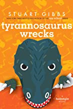 Book Cover image of Tyrannosaurus Wrecks by Stuart Gibbs