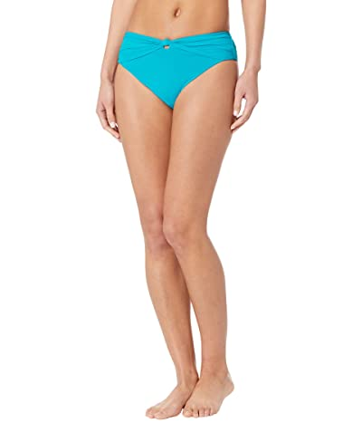 Robin Piccone Olivia High-Waist Bottoms (Pool) Women