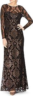 Women's Burnout Emblem Gown