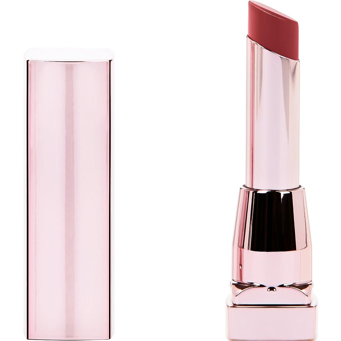 取り消すあからさま野なMAYBELLINE Color Sensational Shine Compulsion Lipstick - Scarlet Flame 090 (並行輸入品)