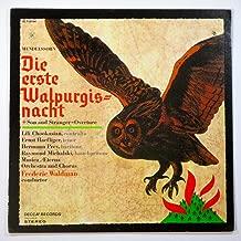 Mendelssohn: Die Erste Walpurgisnacht + Son and Stranger- Overture / Musica Aeterna Orchestra and Chorus, Frederic Waldman Conductor
