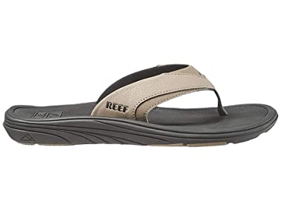 Reef Modern (Black/Tan) Men