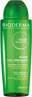 Bioderma - Nodé - Fluid Shampoo - Respects the Hair and Scalp Balance - Brings Shine and Suppleness - Shampoo for All Hair...