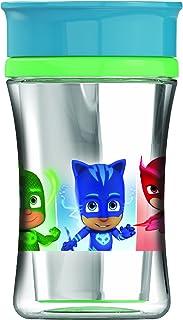 NUK Insulated Magic 360 Sippy Cup, PJ Masks, 9oz 1pk